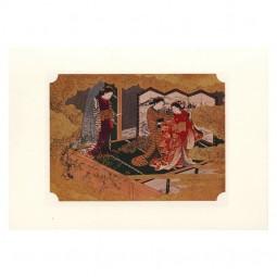 Kunstdruck - Sukenobu Beauties