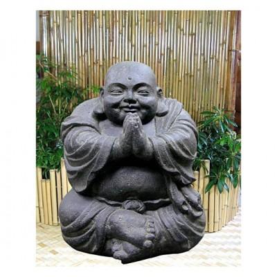 Lachender Mönch, Lavaguß