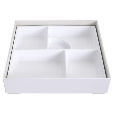 Lackware Bentobox - weiß
