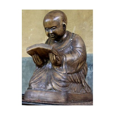 Lesender Mönch