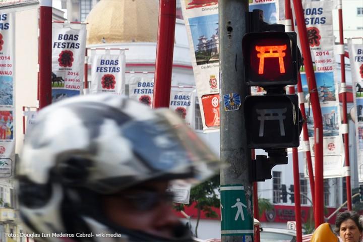 Japanische Stadtviertel im Ausland - Japantown und Little-Tokyo