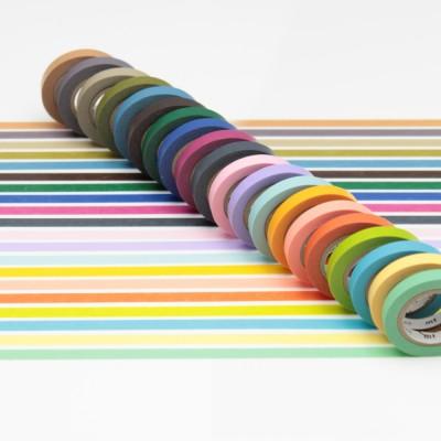 Masking Tape - 20 Colors Set