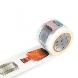 Masking Tape - Bottle R
