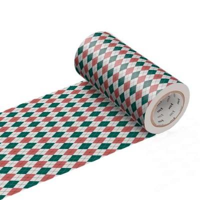 Masking Tape Casa - Argyle pink