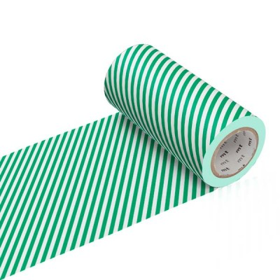 Masking Tape Casa - Stripe green