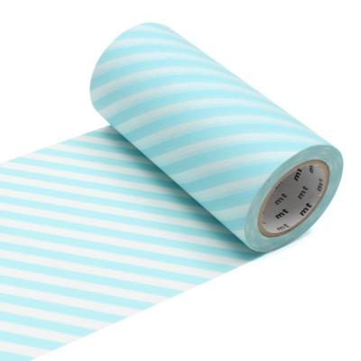 Masking Tape Casa - Stripe Mint Blue
