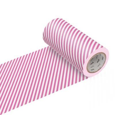 Masking Tape Casa - Stripe pink