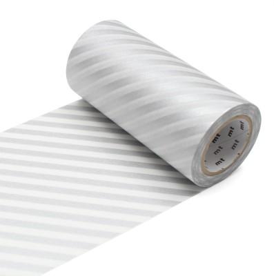 Masking Tape Casa - Stripe Silver