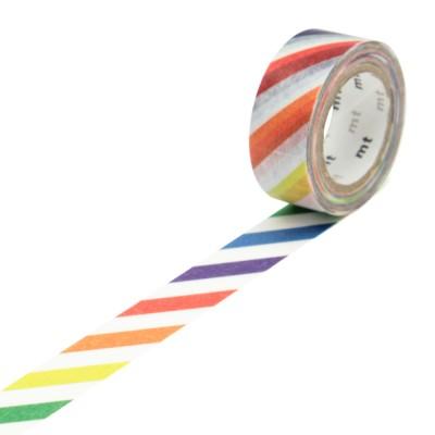 Masking Tape - Colorful Stripe