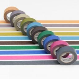 Masking Tape - Dark Color Set 2