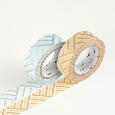 Masking Tape - Corner, izumi & Corner, peach