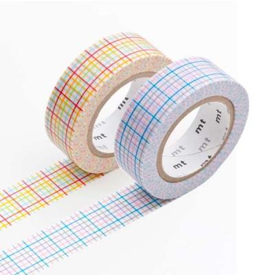 Masking Tape - Koushi, red & Koushi, blue