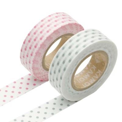 Masking Tape - Dot cosmos & Dot, smoke gray