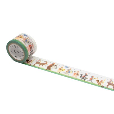 Masking Tape - Drum and Life Band