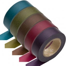 Masking Tape - Dunkle Farben A