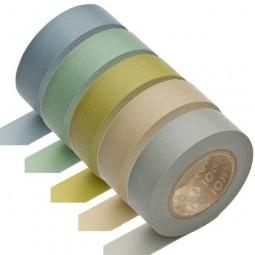 Masking Tape - Dunkle Farben B