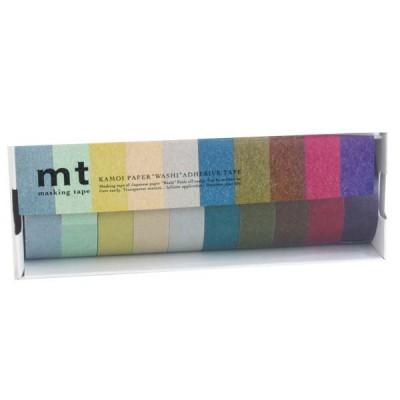 Masking Tape - Dunkle Farben C