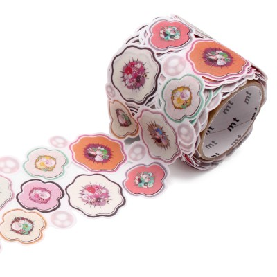 Masking Tape - Flower and Pearl