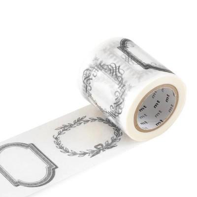 Masking Tape - Frame, silver
