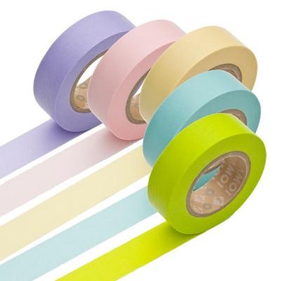 Masking Tape - Helle Farben B