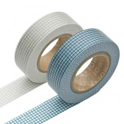 Masking Tape - Hougan, gray & Hougan, blue