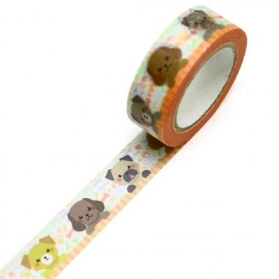 Masking Tape Inu