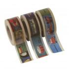 Masking Tape - Kids: Animal, Instrument & Vehicle