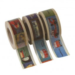 Masking Tape - Kids: Animal, Instrument & Vehicle