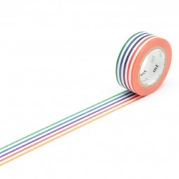 Masking Tape - Kids Colourful Border