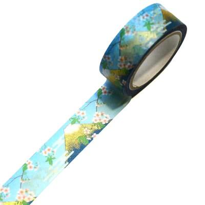 Masking Tape 'Kimono-Muster' Fujisan