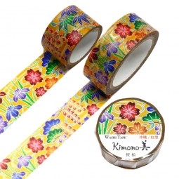 Masking Tape 'Kimono-Muster' Hana Kigi