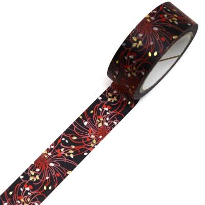 Masking Tape 'Kimono-Muster' Higanbana