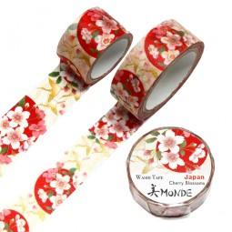 Masking Tape 'Kimono-Muster' Japan Sakura