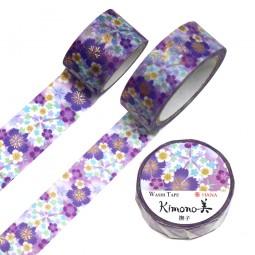Masking Tape 'Kimono-Muster' Nadeshiko