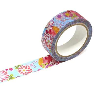 Masking Tape 'Kimono-Muster' Temari