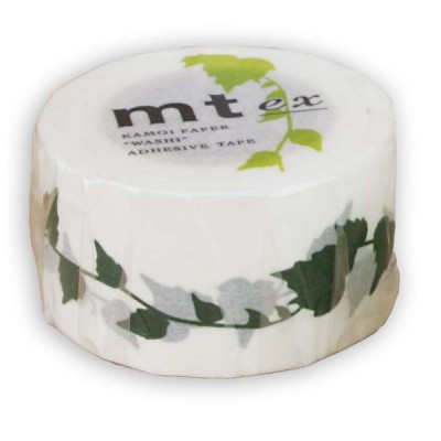 Masking Tape - Leaf, deep green