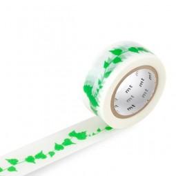 Masking Tape - Leaf, green R