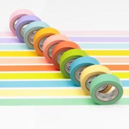 Masking Tape - Light Color Set 2