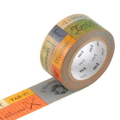 Masking Tape - Message