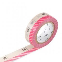 Masking Tape - Number, pink