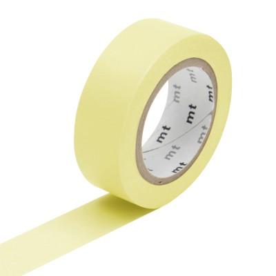 Masking Tape - Pastel Lemon