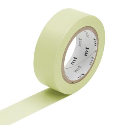 Masking Tape - Pastel Lime