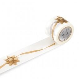 Masking Tape - Ribbon, gold