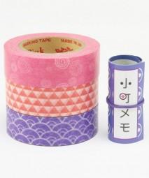 Masking Tape - Rink Tape Triple Pack Komachi Umi
