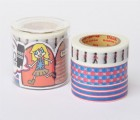 Masking Tape - Rink-Tape Dreierpack 'Roll Mansion Carry'