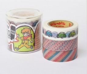 Masking Tape - Rink Tape Triple Pack Roll Mansion Taiya