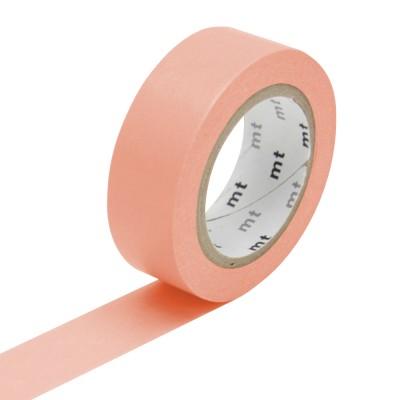 Masking Tape - Salmon Pink