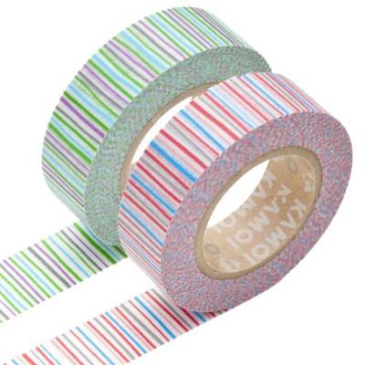 Masking Tape - Shima midori & aka