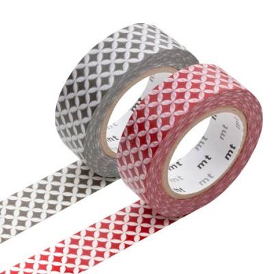 Masking Tape - Shippou beni & Susuiro