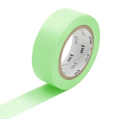 Masking Tape - Shocking Green